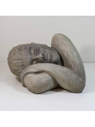 Sleepng Human - Sculpture