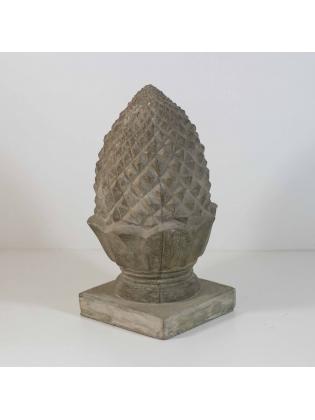 Pine Apple Flower - Sculpture ( Small )