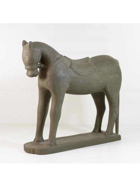 Horse Statue - Sculpture