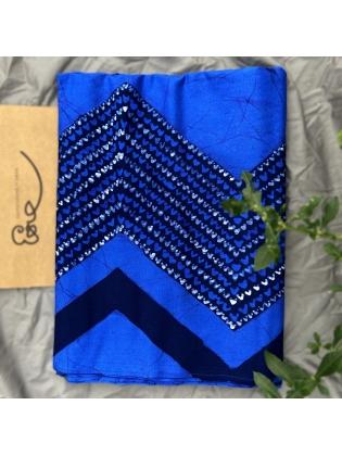 Ceplok Modern Batik sarong by THAKRA