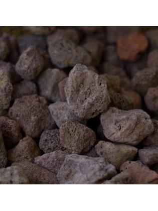 Lava Stone - Red