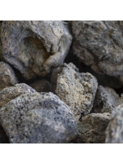 Lava Stones - Black (Lumps)