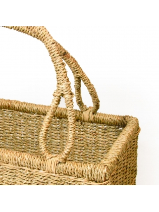 Wicker Basket - Picnic  (Rectangle)