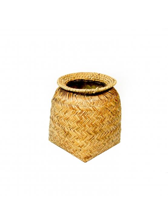 Wicker Basket - Round Shaped